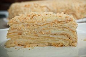 Napolean torte
