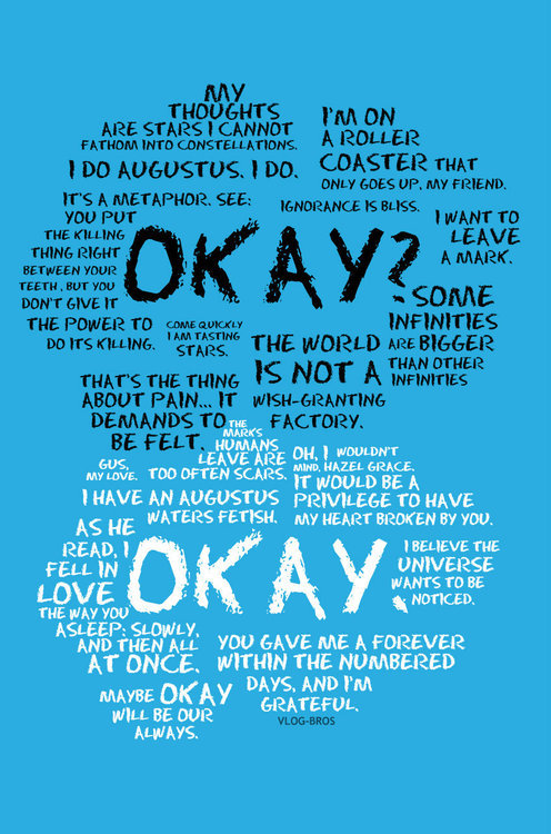 10 thoughts on the fault in our stars