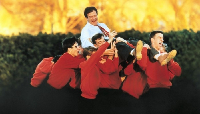 Robin Williams dead poet society