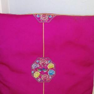 Korean culture blog pillow