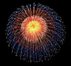 Heaven swamp blog Fireworks