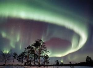 Heaven swamp blog Northern Lights