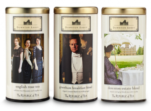 Downton blog recap 3 tea
