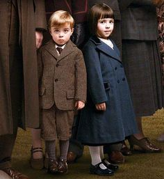 Downton blog baby names George and Sybil