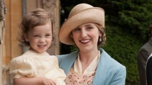 Downton blog baby names Marigold