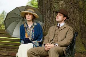 Downton blog recap 8 Edith and Bertie
