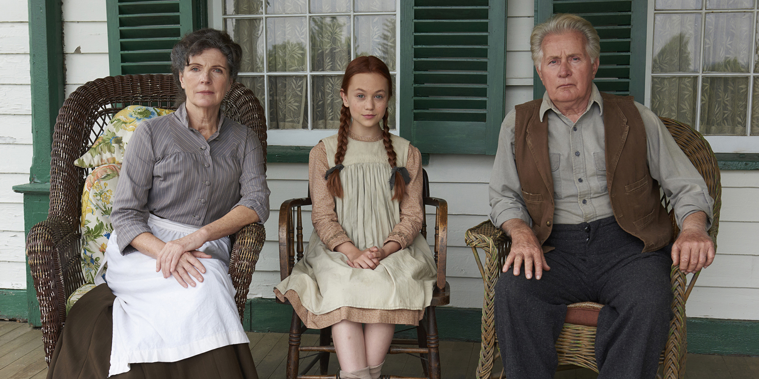 5 pros 5 cons to the new anne of green gables movie for Anne a la maison au pignon vert