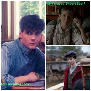 Gilbert Blythe collage 2