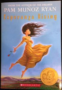 Best lit baby names Esperanza