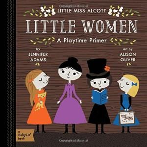 Winter book crush Little Women