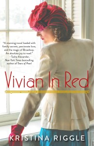 winter premise crush Vivian in Red