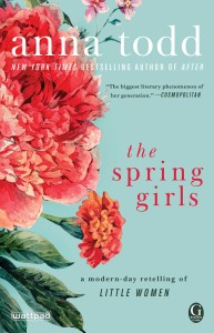 Vday book crush Spring Girls