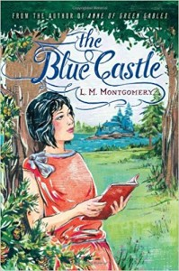Vday book crush the Blue Castle