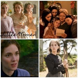 Little Women collage